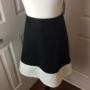 Loft color block skirt